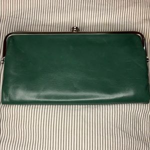 Hobo wallet (green)